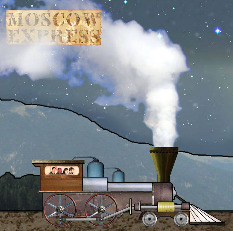 Moscow Express CD Ontwerp